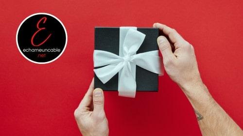 regalos de navidad originales para hombres. Échame un cable